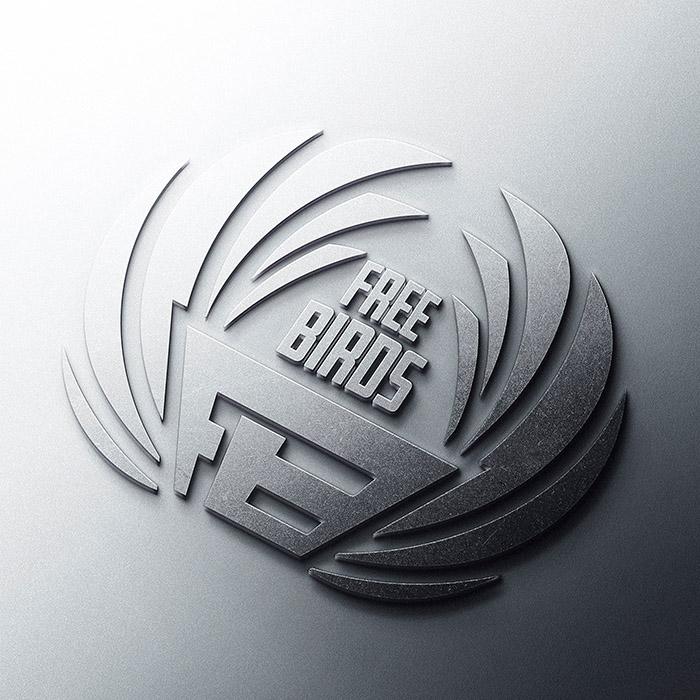 logo free birds