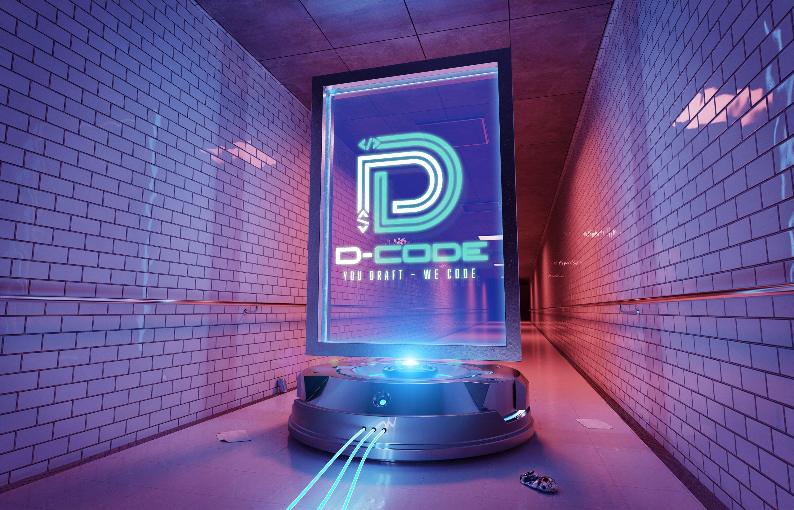 Futuristic billboard intunnel tube station mockup