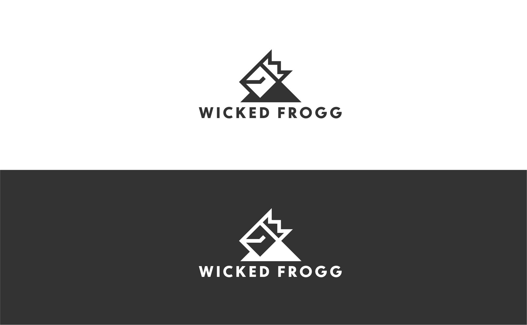 Projekt Logo Wicked Frogg ver 1-04