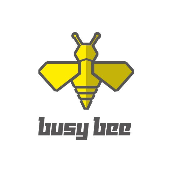 logo busy bee