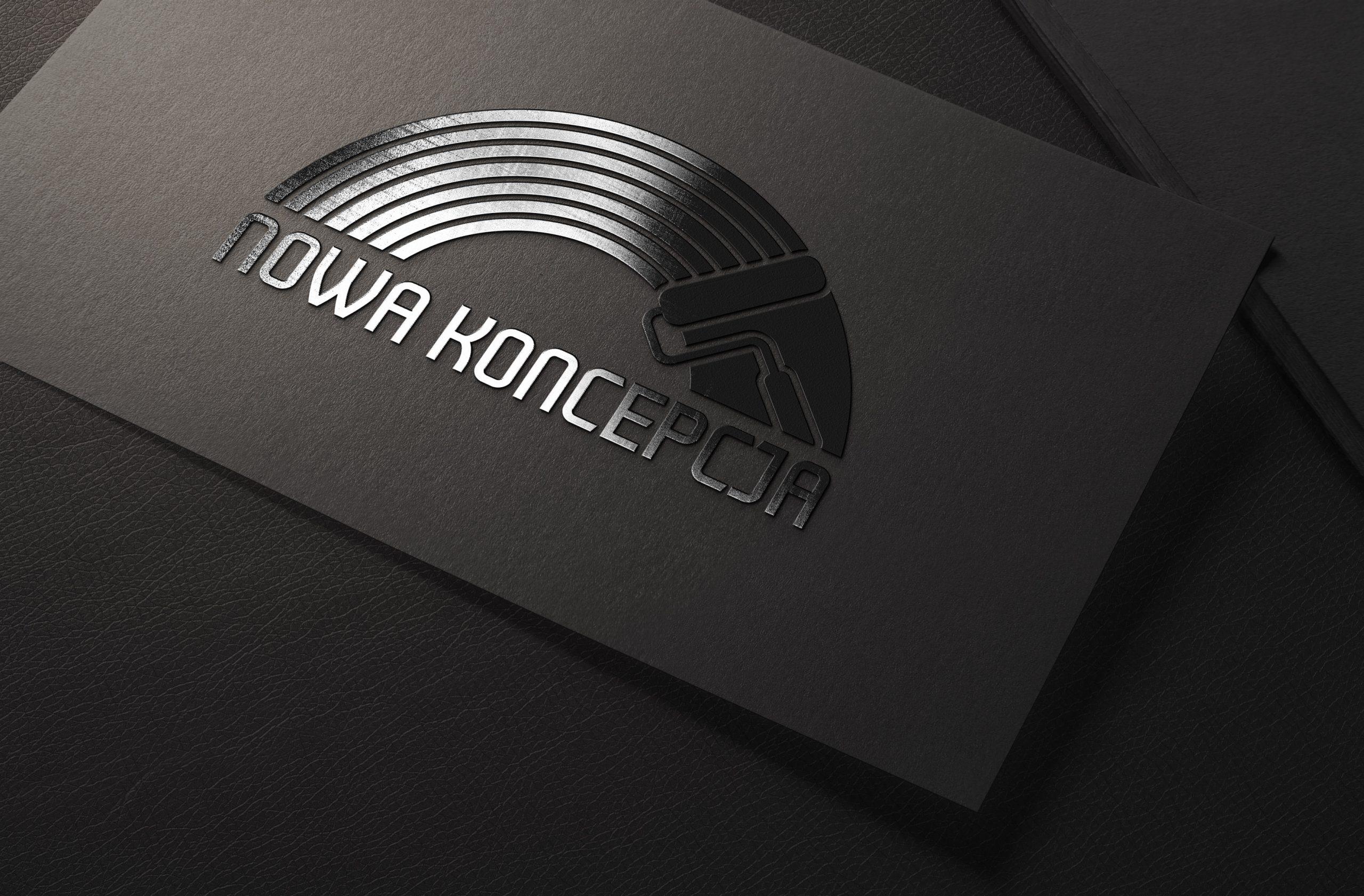 projekt logo nowa koncepcja