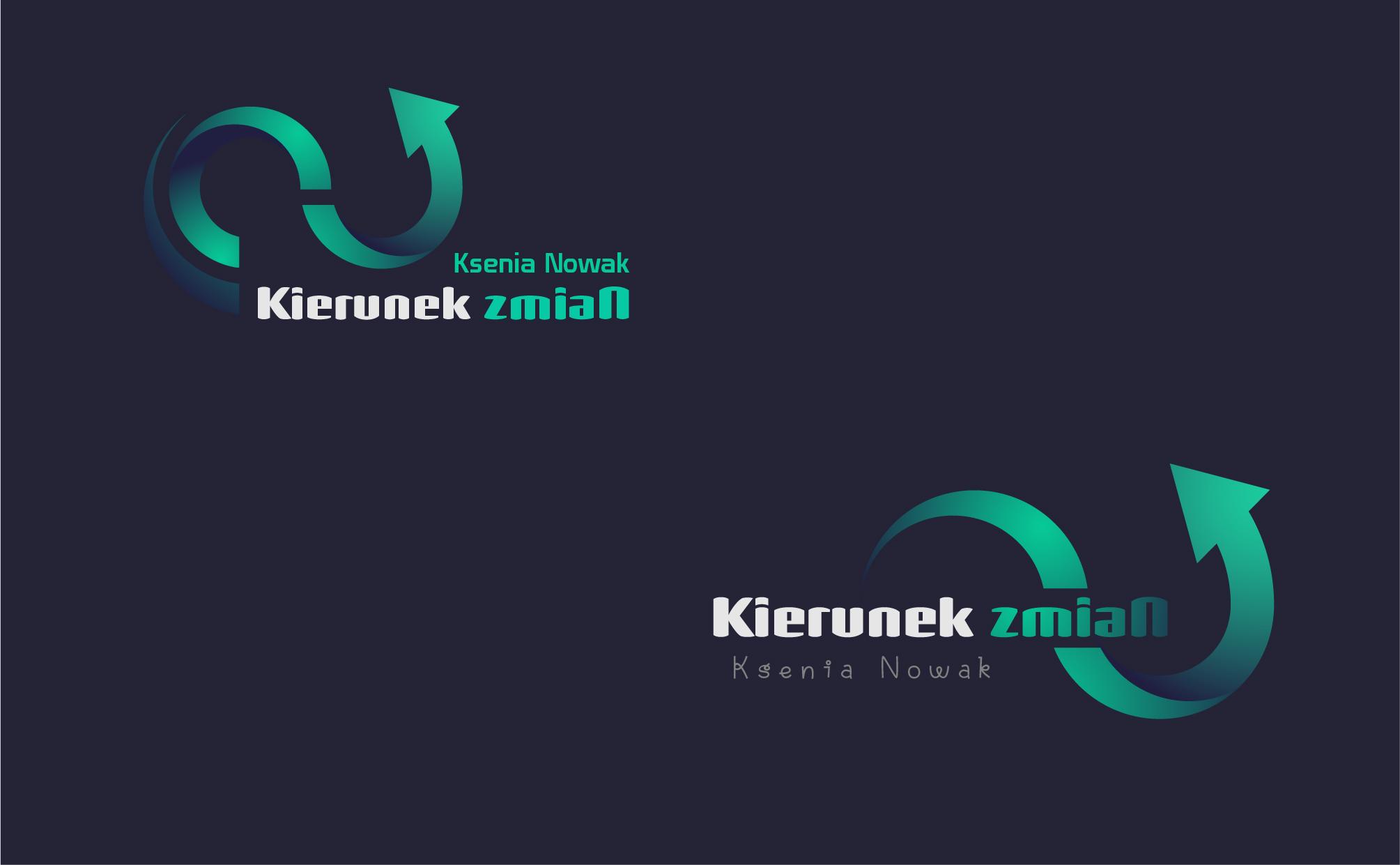 projekt logo Kierunek zmiaN-04