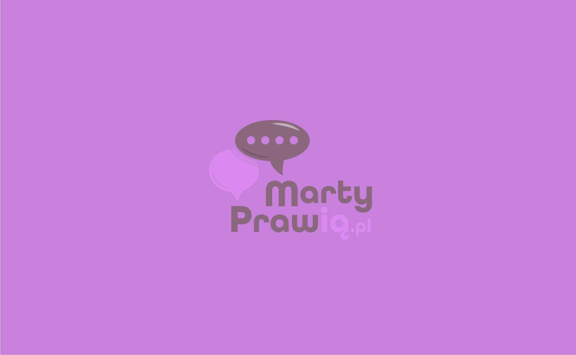 projekt logo MartyPrawią-09