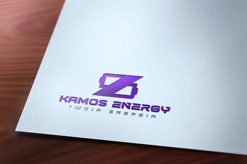 Letter Press Logo Paper Mockup